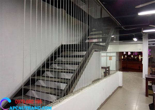 Đơn vị thi công lưới bảo vệ cầu thang
