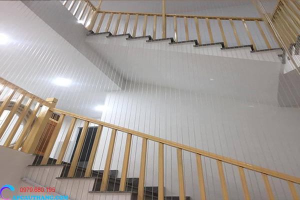 Đặc điểm của lưới cầu thang