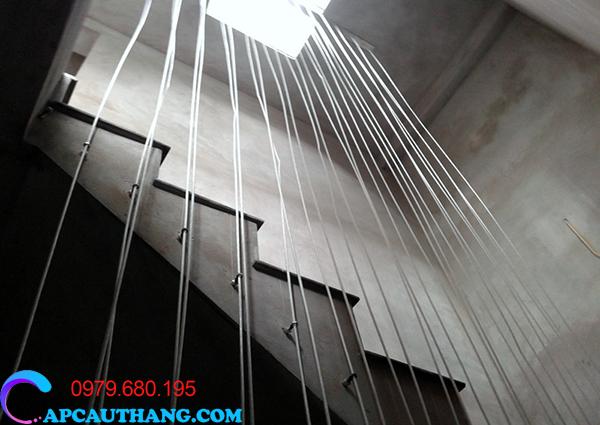 Lưới cầu thang hà nội