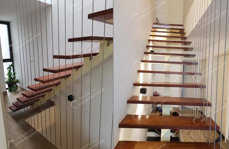 cáp cầu thang đẹp